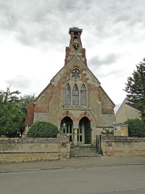 The church of St. Etheldreda and the Holy Trinity, Reach