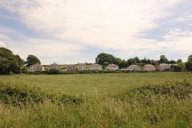 View towards Bangor Road