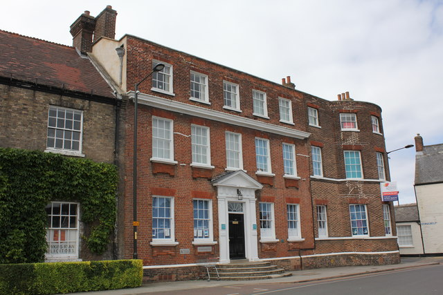 Bishop Lynn House, 18 Tuesday Market Place, King's Lynn