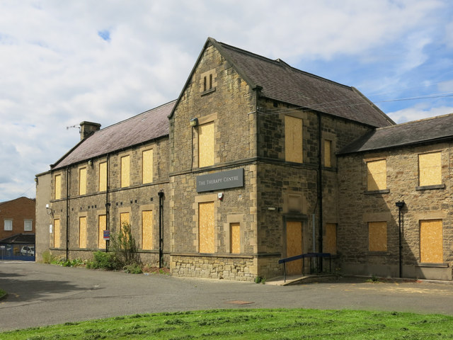 Part of the former Hexham Hospital, Dene Avenue (2)