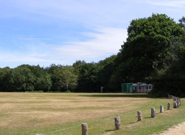 Burley Cricket Field