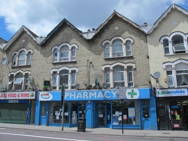 safedale pharmacy, Seven Sisters Road, N15