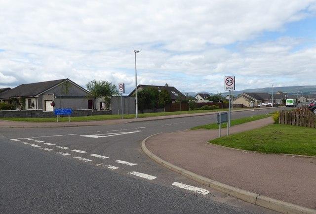 Adamson Drive, Laurencekirk