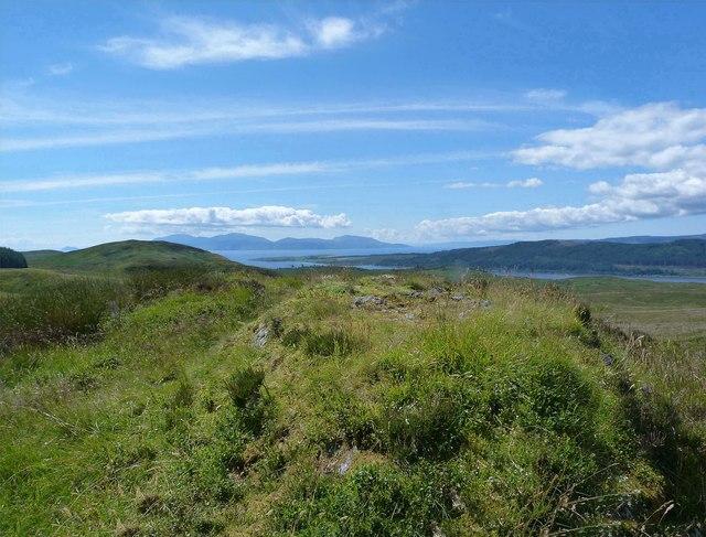 Badlia Hill - Isle of Bute