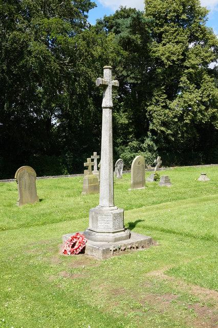 Dalton Holme War Memorial
