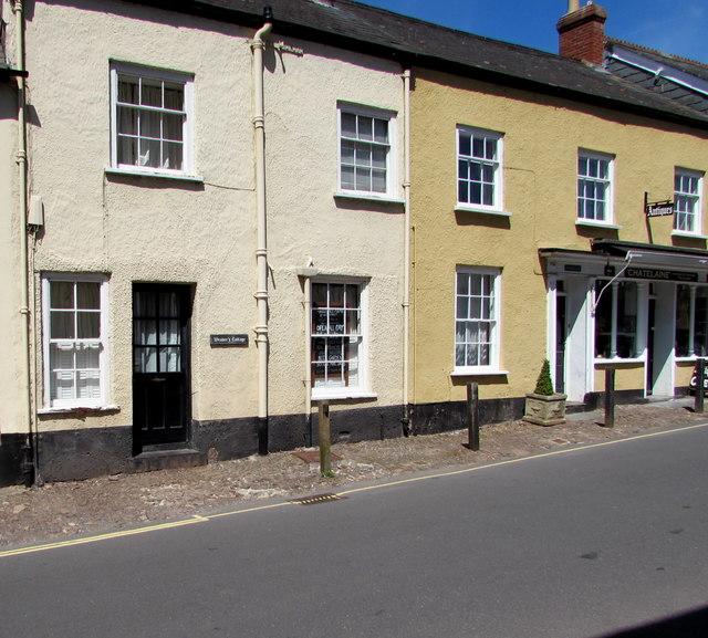 Weaver's Cottage, West Street, Dunster
