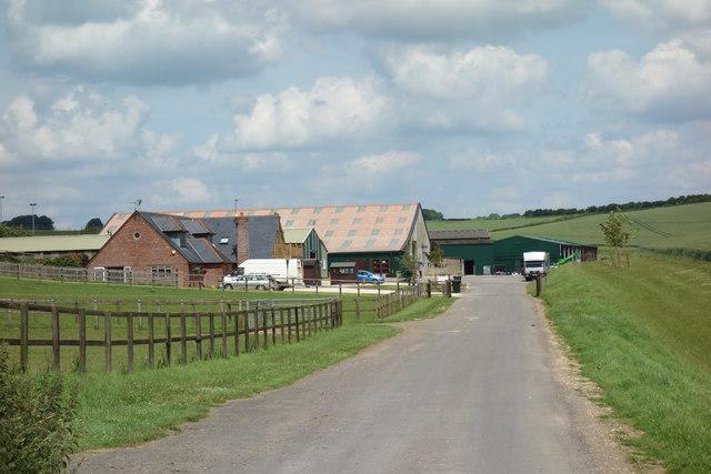 North Farm, Fawley