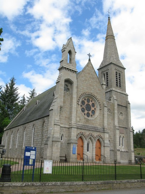 Cromar Parish Church (St Moluag's Church), Tarland