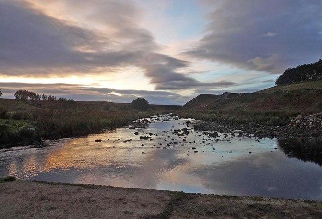 Abhainn na Frithe, Sutherland