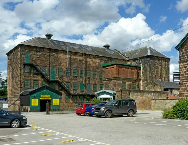 Unity Mill, Belper