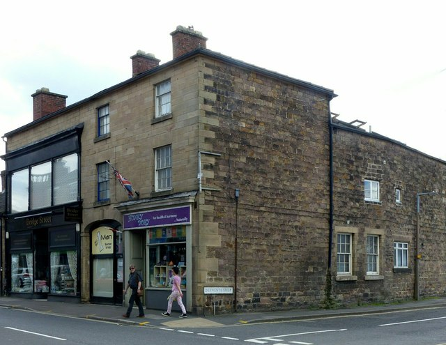 21 Bridge Street, Belper