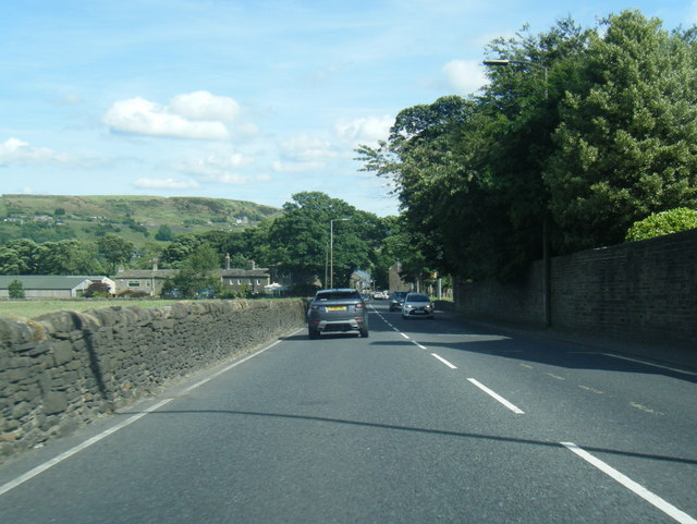 A629 Keighley Road
