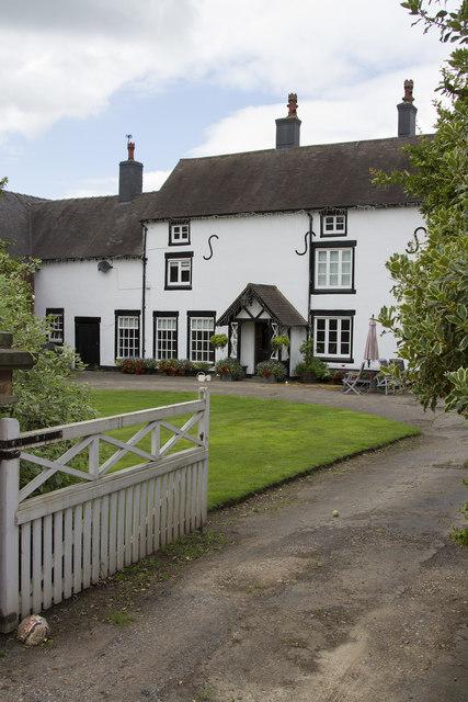New House Farm farmhouse