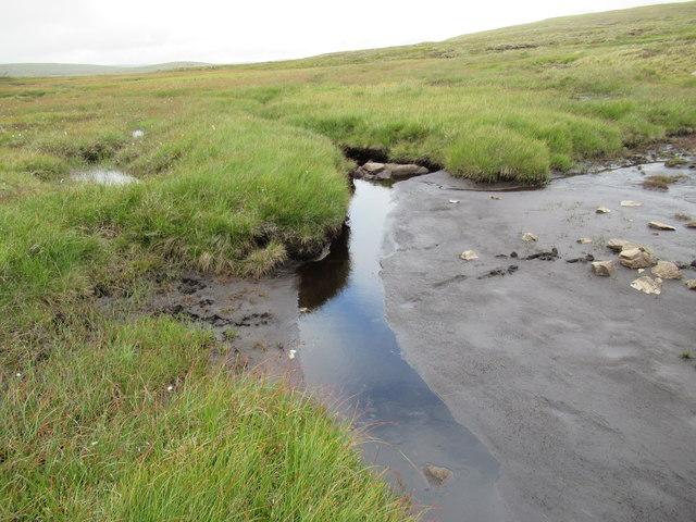 Allt an Dubh Lochain above Speyside