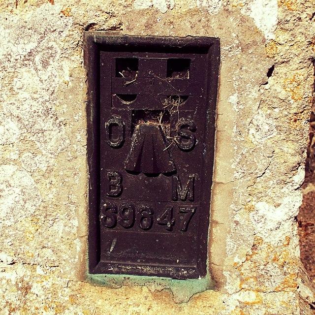 Flush Bracket OSBM S9647 Fressingfield St Peter & St Pauls Church