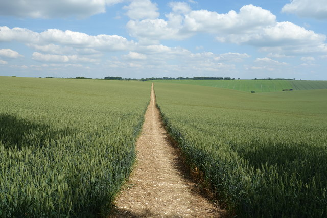Footpath is the Main Feature