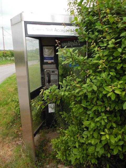 KX300 Telephone Kiosk, Stoke Talmage