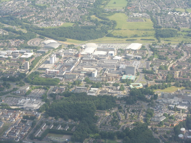 Harlow Centre