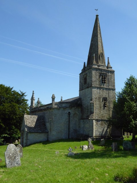 Aldsworth church