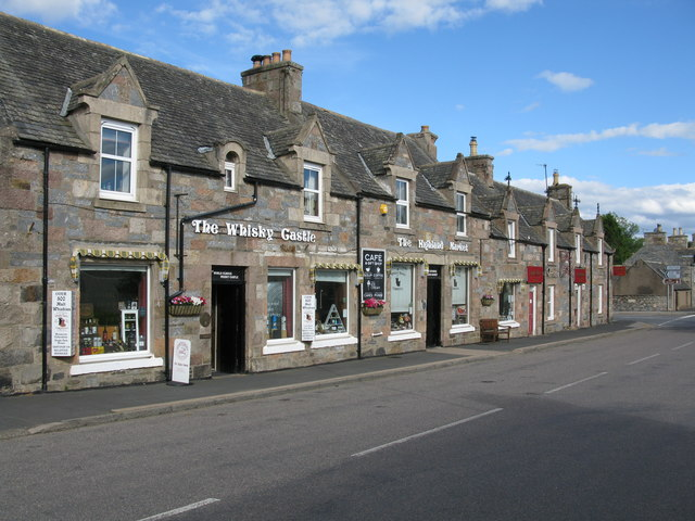 Main Street (A939), Tomintoul