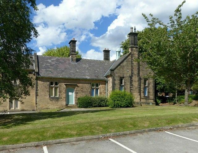 Babington Hospital, South range