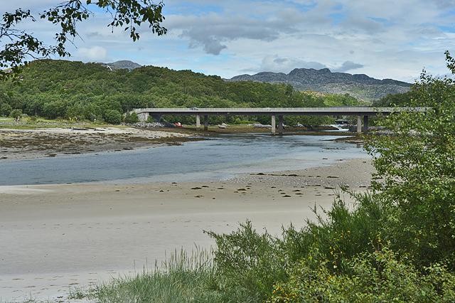 Bridge over the River Morar