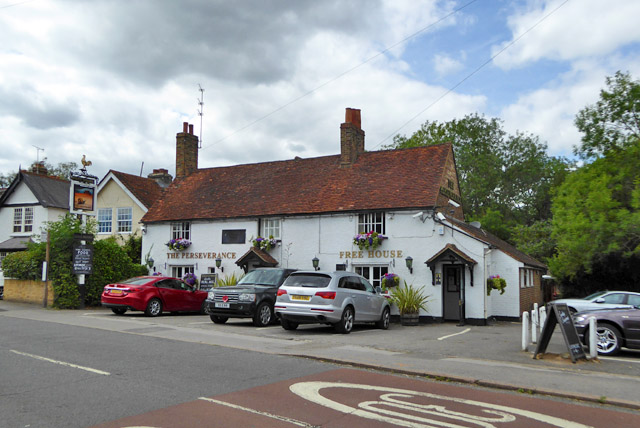 The Perseverance, Wraysbury