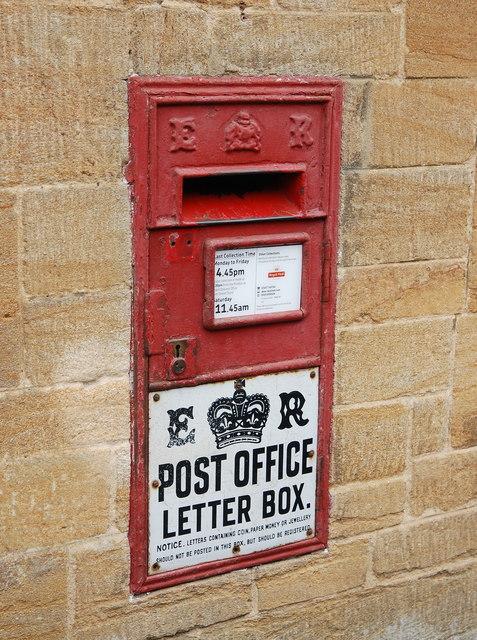 Post box, South Petherton