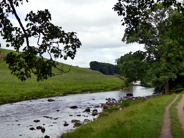 The River Wharfe