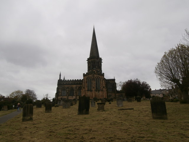 All Saints Church, Bakewell