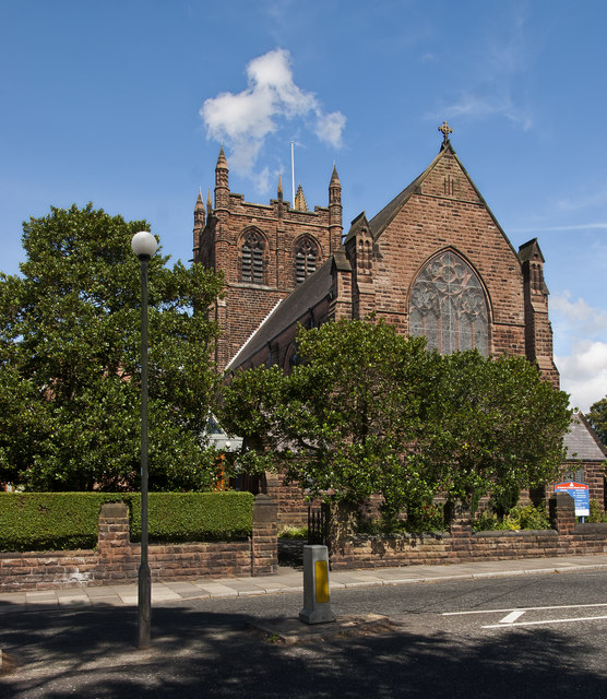 St Saviour's Parish Church, Oxton