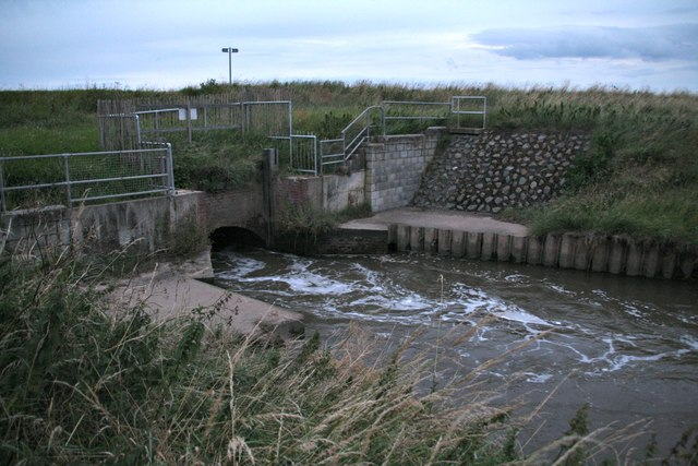 Somercotes Haven - formerly Pye's sluice