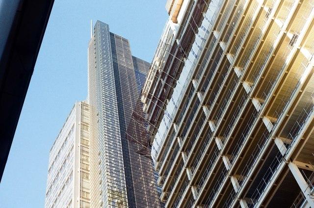 Heron Tower and 100 Bishopsgate