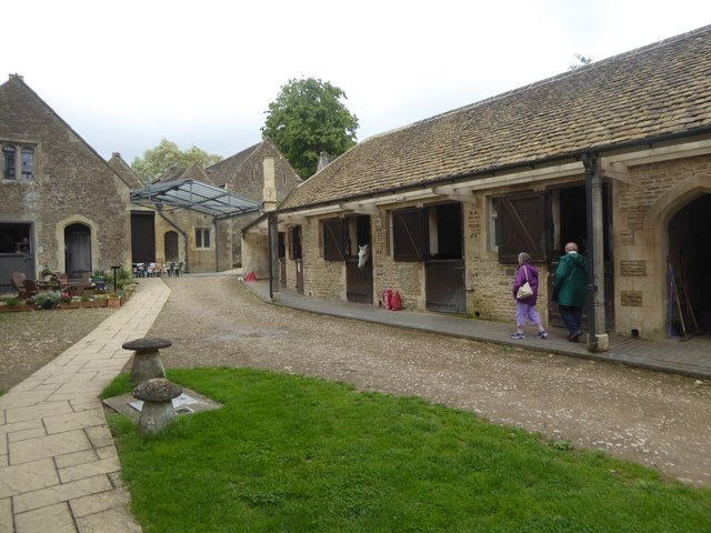 Stables at Great Chalfield Manor