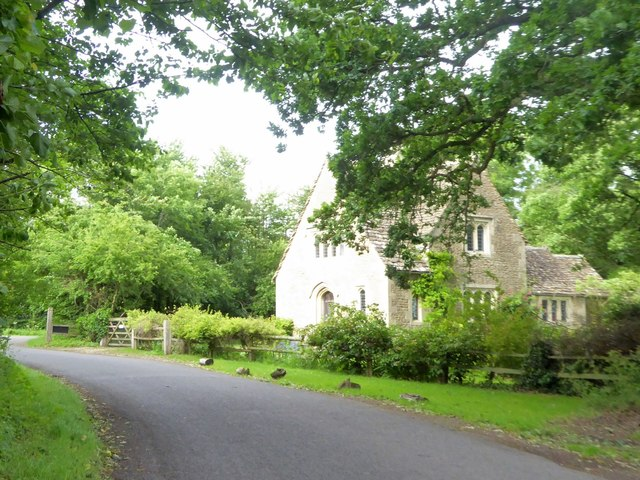 The Lodge, gatehouse for Great Chalfield Manor