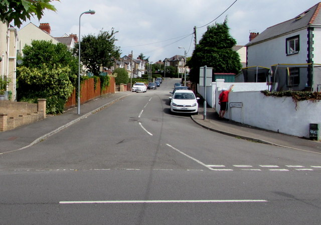 Uplands Road, Rumney, Cardiff