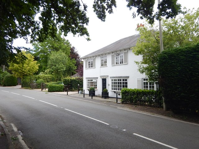 Windlesham - The Old Post Office in Kennel Road