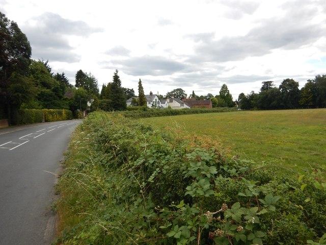 Windlesham - Church Road