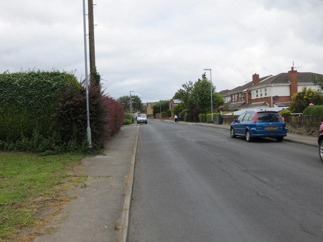 Hodgson Lane in Drighlington