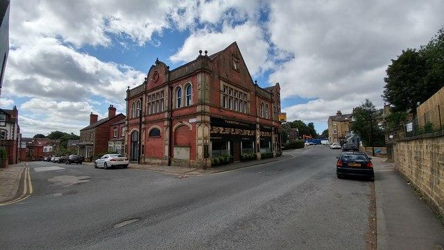 Regent Street, Chapel Allerton, Leeds