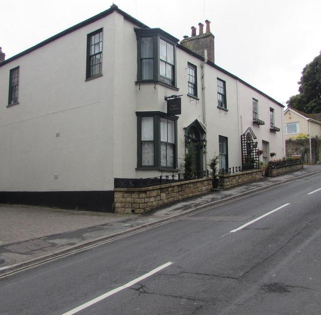 Lyme Townhouse, Lyme Regis