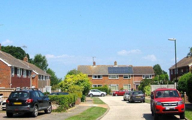 Gresham Place, Henfield