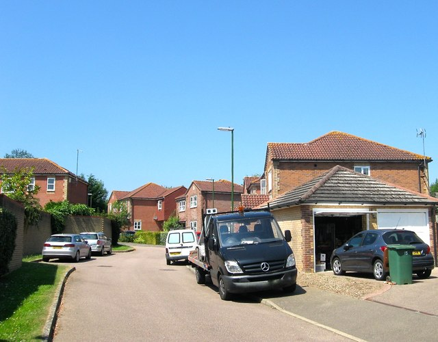 Stag Close, Henfield