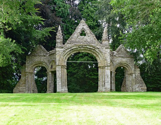 Shobdon Arches near Shobdon