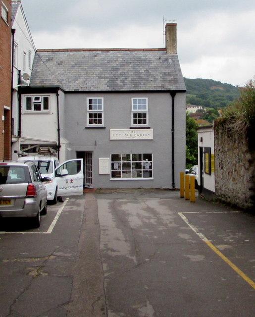 Cottage Bakery, Pitt House, Lyme Regis