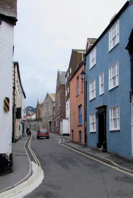 Narrow Church Street, Lyme Regis