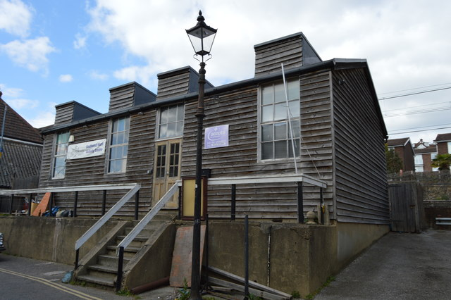 Scouts hut, Leigh on Sea