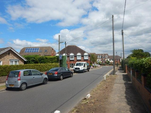 Lightwater - Ambleside Road