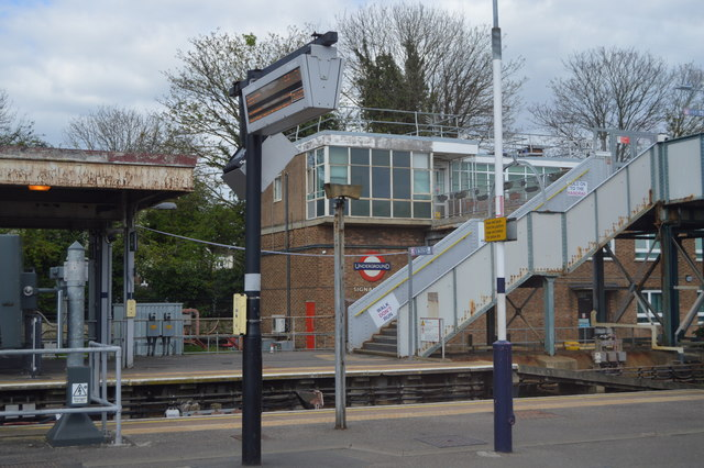 Upminster Signalbox