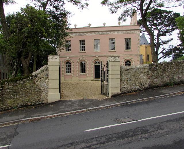 Georgian Belmont, Lyme Regis
